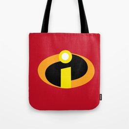 Incredibles Tote Bag