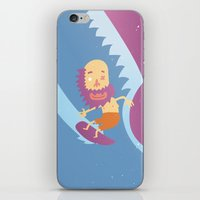 surf iPhone & iPod Skins featuring Surf! by DooDoo