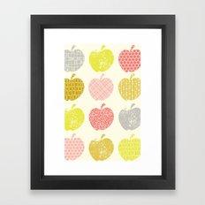 Juicy Fruit Framed Art Print