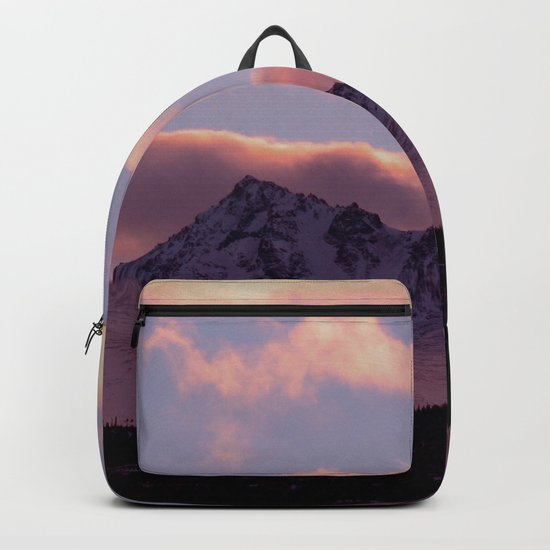 Rose Serenity Sunrise Backpack
