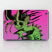 demon iPad Cases featuring DEMON by ASHES