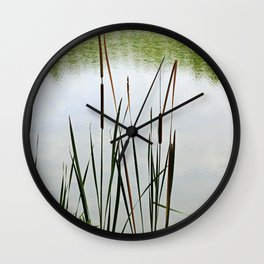 Between My Toes Wall Clock