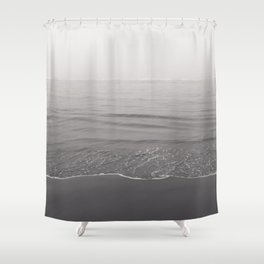 The Morning Fog Shower Curtain