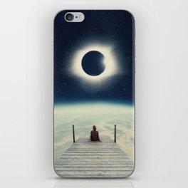Blissful Solitude iPhone Skin