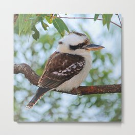 Early Morning Wake Up Call Metal Print