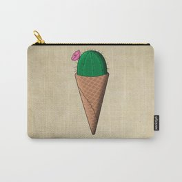 Cactus ice cream Carry-All Pouch