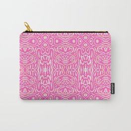 Pink Haring Carry-All Pouch