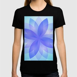 Abstract Lotus Flower G303 T-shirt