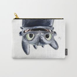 Toothless (Upside Down) Carry-All Pouch
