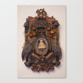 Gloria Mundi Memorial Canvas Print
