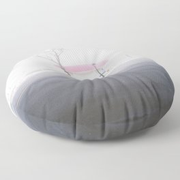 Frosty Freeze Floor Pillow