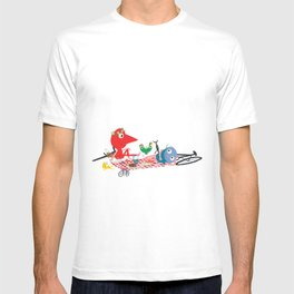Bikers Picnic T-shirt