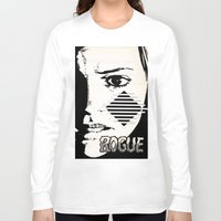 rogue Long Sleeve T-shirts featuring Rogue by Joellart