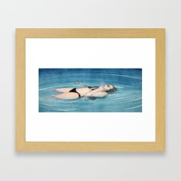 humiliation Framed Art Print