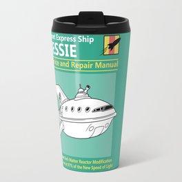 Bessie Service and Repair Manual Travel Mug