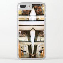 Dinamiche Dominanti Clear iPhone Case