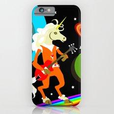 Rockin' Space Unicorn iPhone 6s Slim Case