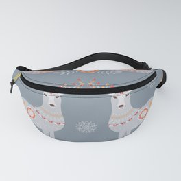 Nordic Winter Fanny Pack