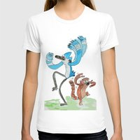 regular show T-shirts featuring The Regular Show 'OOHHHH'  by Renatta Maniski-Luke