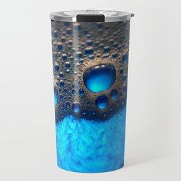 Blue Jello Travel Mug