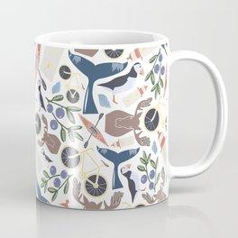 Acadia Pattern 1 Coffee Mug