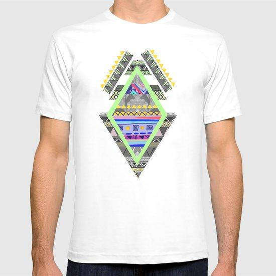 CELADON & HANSA YELLOW T-shirt