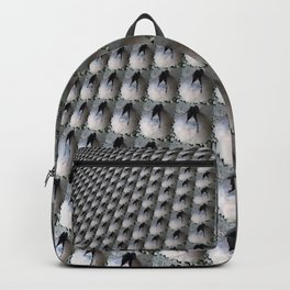 Porous surface Backpack