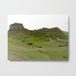 Fae Glen Metal Print