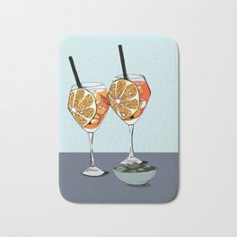 Summer Spritz Bath Mat