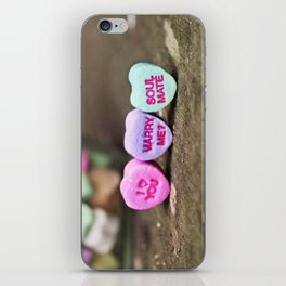 Marry Me? iPhone Skin