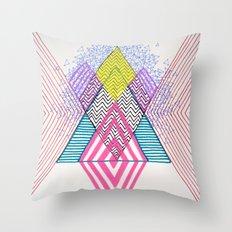 IC,LD Throw Pillow