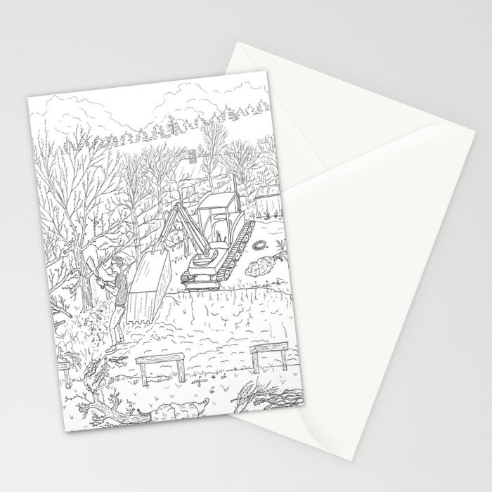 beegarden.works 013 Stationery Cards