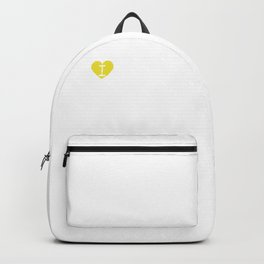 I Heart Gardenias | Love Gardenias - Jasminoides Backpack