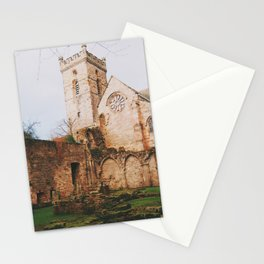 Culross Abbey II Stationery Cards