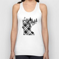 minnesota Tank Tops featuring Minnesota Love by cmbringle