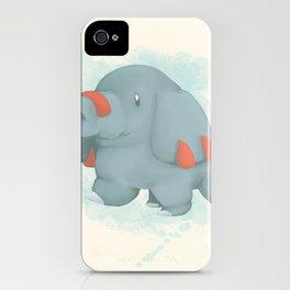Phanpy iPhone Case