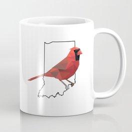 Indiana – Northern Cardinal Coffee Mug