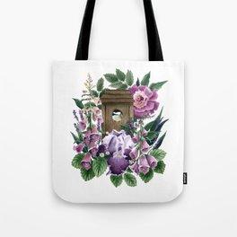 Garden Home Tote Bag