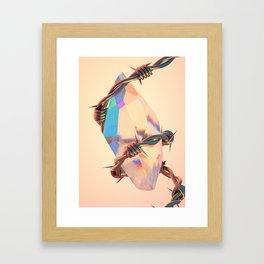 POSSESSION// Framed Art Print