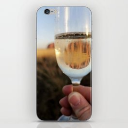 Cheers to Uluru iPhone Skin