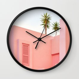 Muralla Roja 1 Wall Clock