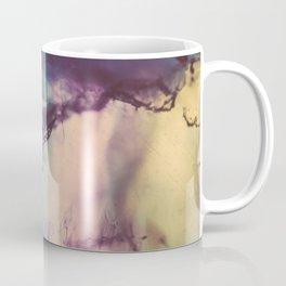 Purple Fluorite from our Earth Coffee Mug