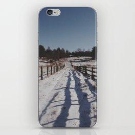 Between  iPhone Skin