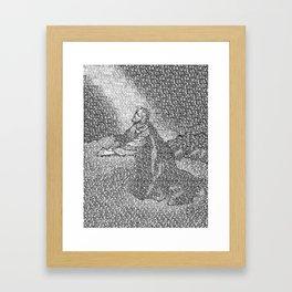 Go to Dark Gethsemane Framed Art Print