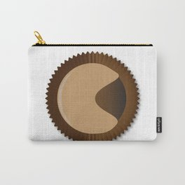 Chocolate Box Moon Shape Carry-All Pouch
