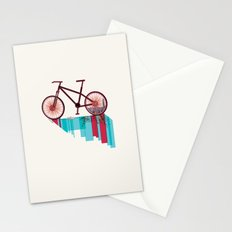 Discover Hong Kong Bicycle Stationery Cards