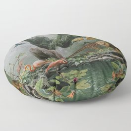 Project Paradise Floor Pillow