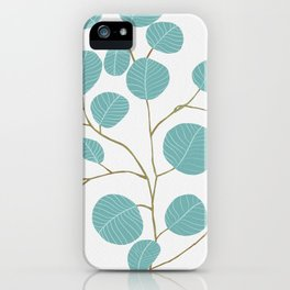 Eucalyptus No. 1 iPhone Case