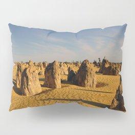 The Pinnacles Nambung National Park Pillow Sham