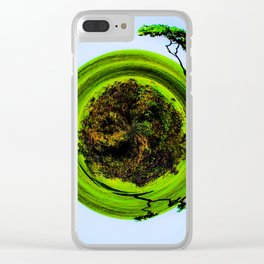 golf course Clear iPhone Case